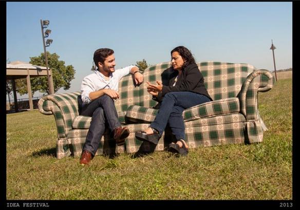 Ben and Ximena