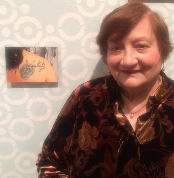 Beatriz Guerron, Ximena's mom