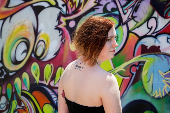 Callie Lynn Nelson (photograph by Kurt Gohde and Kremena Todorova)