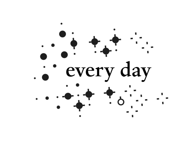 "tattoo design for ""every day"""